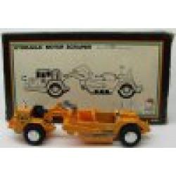 Mitsubishi Motor Scraper Orange scale 1/95
