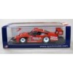 Porsche 935 #6 Bob Wollek/A.J. Foyt/Derek Bell 3rd Sebring 12Hr 1984