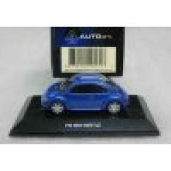 Volkswagen New Beetle Bright Metallic Blue