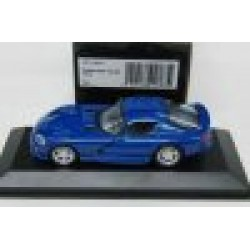 Dodge Viper Coupe Metallic Blue 1993 (LHS mirror missing)