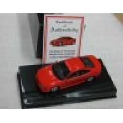 Holden VX Monaro CV8 V2 Flame Red 2001-02