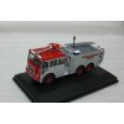 Thornycroft Nubian 'Isle of Man Airports Board Fire Service' scale 1/76