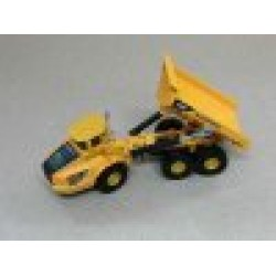 Volvo Dump Truck A40D 'Kaidiwei' Yellow new unboxed scale 1/87