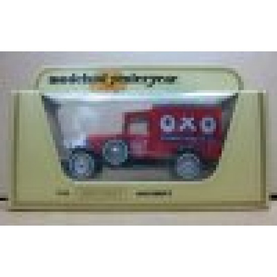 Ford A Van OXO 1930 scale 1/40
