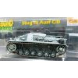 Stug 111 Ausf C/D Sonder Verband 288 Africa 1942 scale 1/72