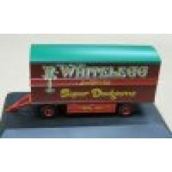Trailer Circus 'T Whitelegg & Sons  Super Dodgems' scale 1/76
