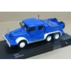 Tatra 141 Truck Blue/White 1959 scale 1/43