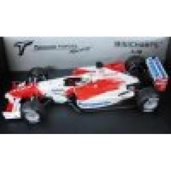 Toyota TF102 #25 Allan McNish 2002 SCALE 1/18