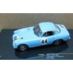 Lotus Elite #44 Roger Masson/Claude Laurent 13th Le Mans 1960