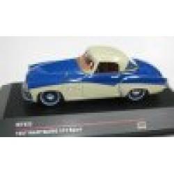 Wartburg 313 Sport Coupe Blue/Cream 1957