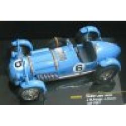 Talbot Lago T26GS #6 Juan Manuel Fangio/Louis Rosier Le Mans 1951