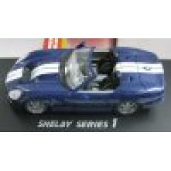 Shelby Series 1 Metallic Blue/White 1998-2003