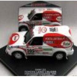 Toyota Land Cruiser #205 F. Campos/P. Figueiredo Portuguese Champion 1998